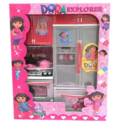 اسباب بازی آشپزخانه Dora