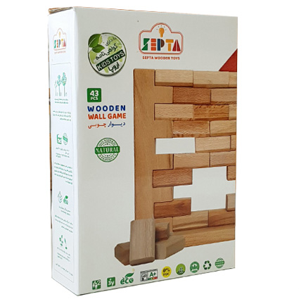 بازی چوبی دیوار