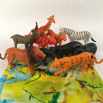 حیوانات باغ وحش