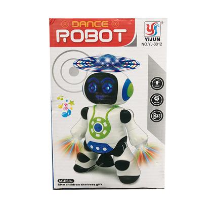 ربات Dance