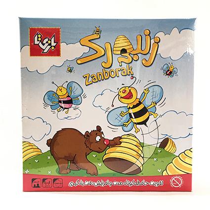 زنبورک – بازی فکری