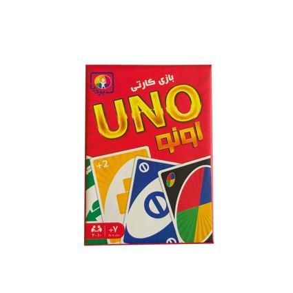 کارت اونو Uno – بازی فکری