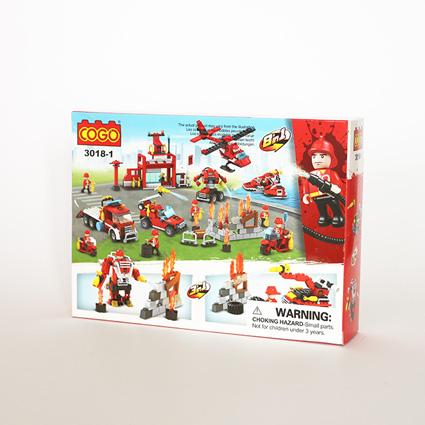 لگو آتشنشان ۳in1 مدل۱۸۱