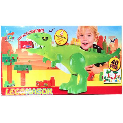 لگو دایناسور