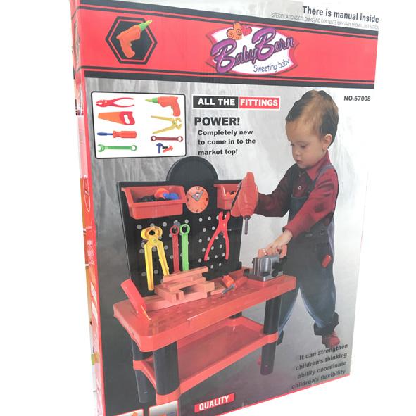 میز ابزار کودک babyborn
