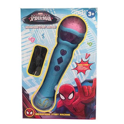 میکروفن اسباب بازی اسپایدرمن Spider Man