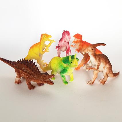 ست دایناسور