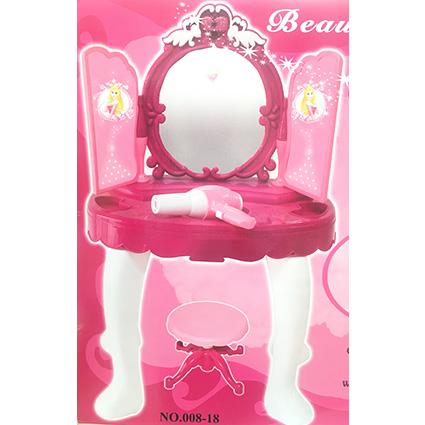 میز آرایش با صندلی Sweeting