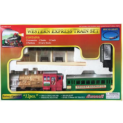 قطار وسترن ۶۰۰۰۰