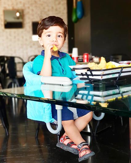 صندلی غذاخوری کودک Moving