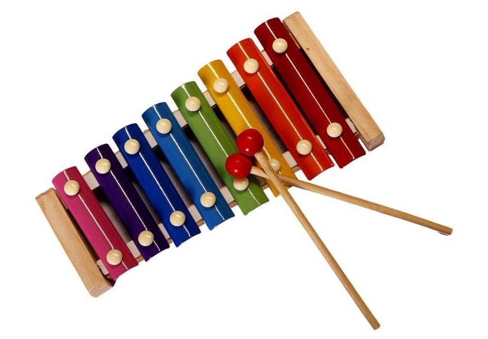 بازی آموزشی بلز  چوبی هند ناکس Hand Knocks مدل 8 نت