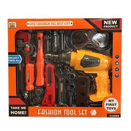 ست ابزار My First Toys