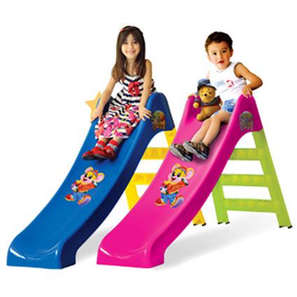 سرسره کودک مدل ۳ پله