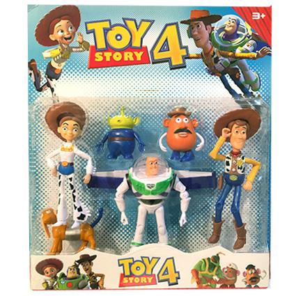 عروسک های کارتون اسباب بازی