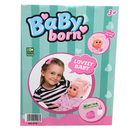 عروسک دخترانه BabyBorn