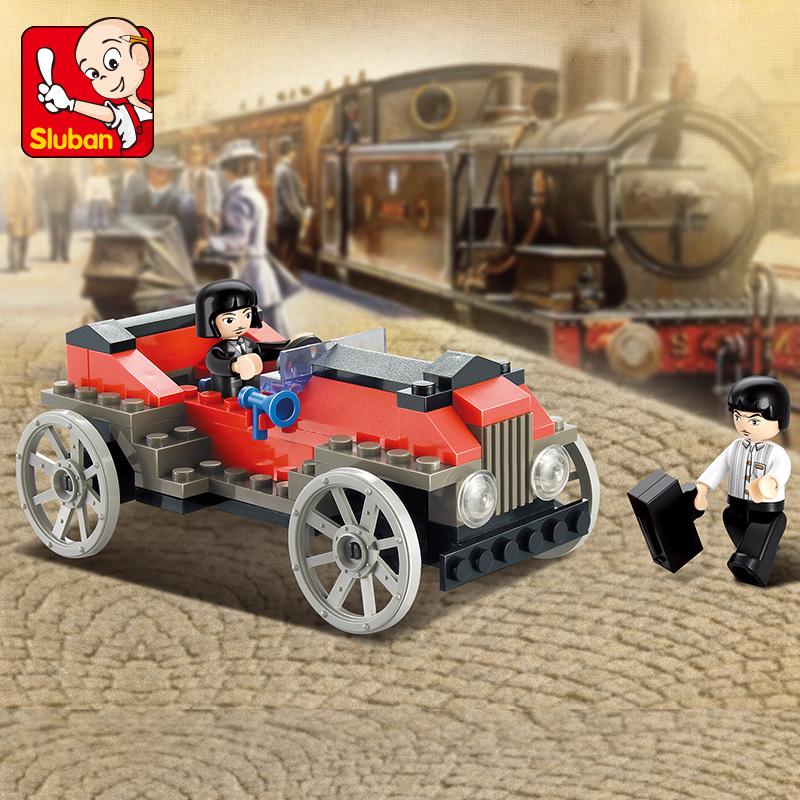 لگو اتومبیل کلاسیک