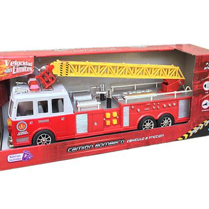 ماشین آتش نشانی Bombero