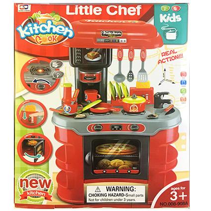 ست آشپزخانه اورجینال Chef