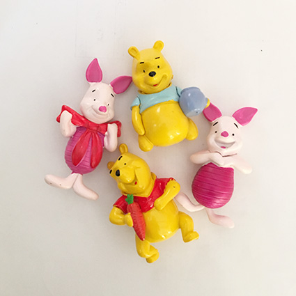 عروسک پو و دوستان