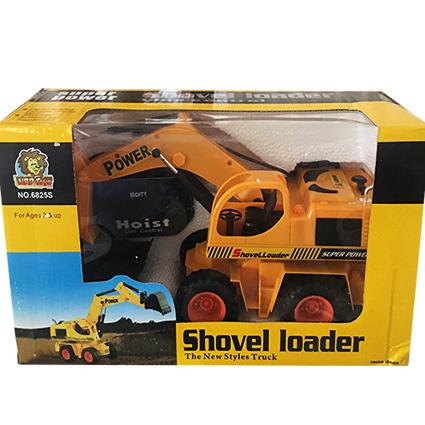 بیل مکانیکی کنترلی Shovel