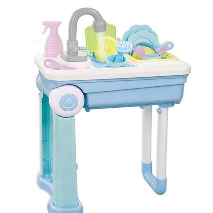 سینک ظرفشویی چمدانی پایه دار