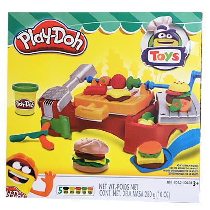 همبرگر ساز خمیر Play-Doh