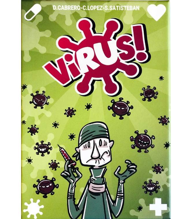ویروس!