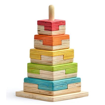 برج هوش چوبی بیس