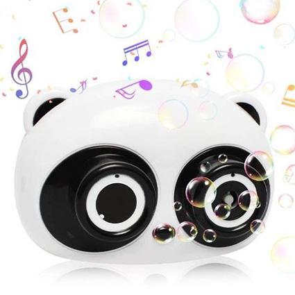 حباب ساز موزیکال پاندا Bubble camera