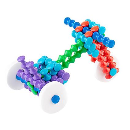 بازی ساختنی مگامیل مدل سه چرخه