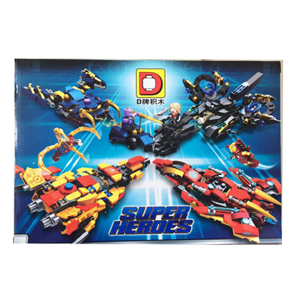 لگو سوپر هیرو آیرون من Super Heroes 706187