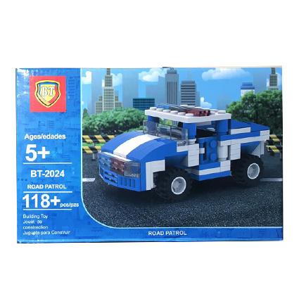 لگو پلیس مدل جیپ BT-2024