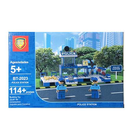 لگو پلیس مدل ایستگاه BT-2023