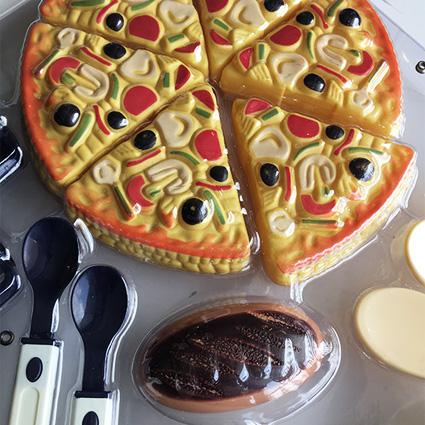 ست پیتزا و لوازم آشپزی Happy Kitchen