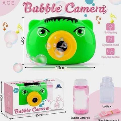 دوربین حباب ساز حیوانات Bubble camera