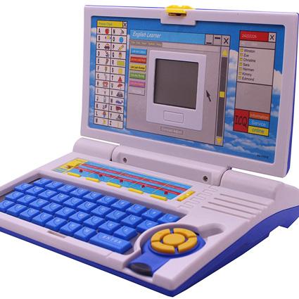 کامپیوتر لپ تاپ کودک English Learner
