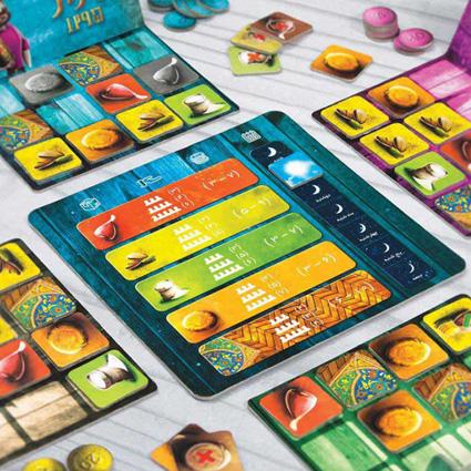 بازی فکری بازار 1295