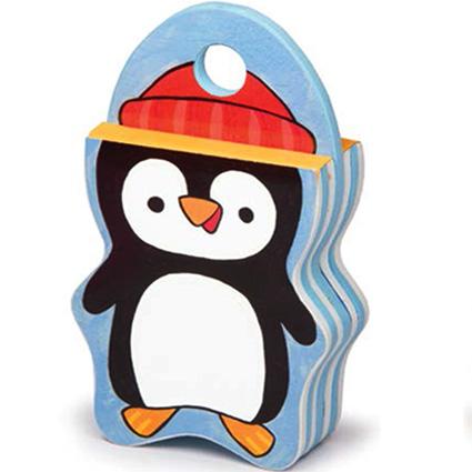 کتاب فومی پنگوئن