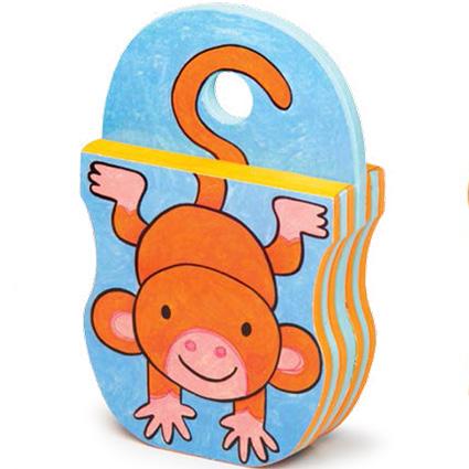 کتاب فومی میمون