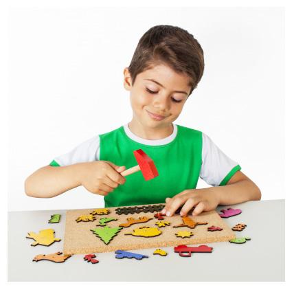 اسباب بازی میخ و چکش مزرعه