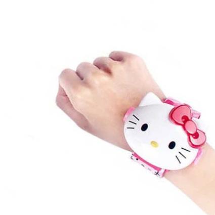 ساعت مچی دیجیتال پروژکتوری کیتی ( Hello Kitty )